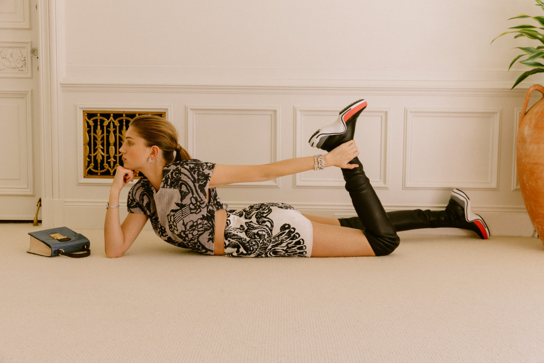 Heidi Tappis Harpers Bazaar x Louis Vuitton x Sabina Labova 2