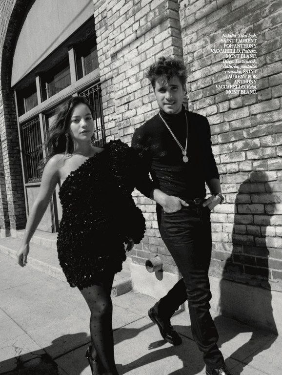 InStyle Natalia Reyes and Diego Boneta